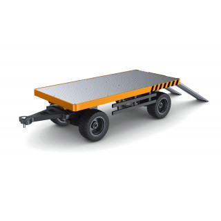 Přívěs 1:10, vhodný pro vysokozdvižný vozík AW22313