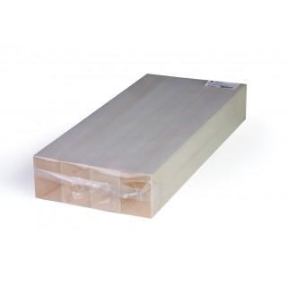 Balsový blok 450 x 200 x 70mm