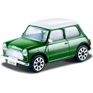 Bburago Mini Cooper 1969 1:43 zelená