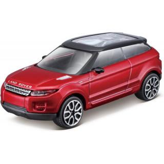 Bburago Land Rover LRX Concept 1:43 červená