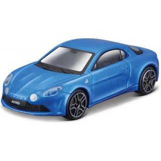 Bburago Renault Alpine A110 2018 1:43 modrá