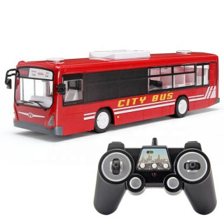Autobus 1:20 RTR 2,4Ghz - červený