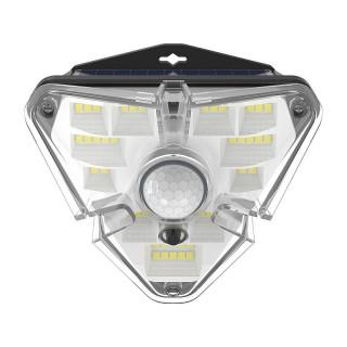 Baseus Externí solární LED lampa s detektorem pohybu (1 ks)