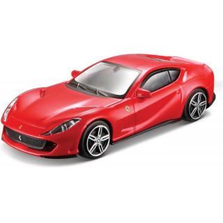 Bburago Ferrari 812 Superfast 1:43 červená
