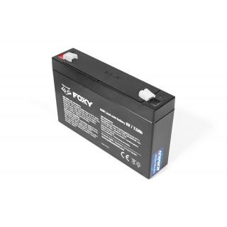 Foxy PB akumulátor 6V/7.5Ah