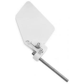 E-flite Apprentice S 15e - plováky - kormidlo
