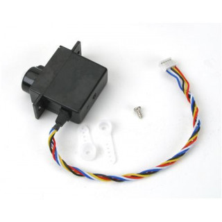MiniServo (5W) s pákami - krátký přívod