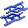 Traxxas ramena závěsu přední HD modré (2)