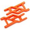Traxxas ramena závěsu přední HD oranžové (2)