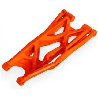 Traxxas rameno závěsu kol spodní pravé HD oranžové