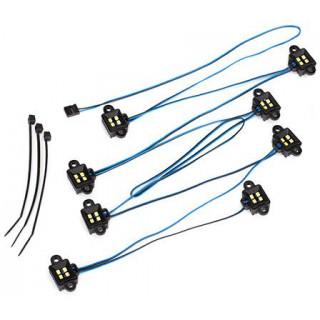Traxxas LED osvětlení blatníků
