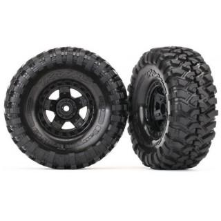 """Traxxas kolo 1.9"""", disk TRX-4 Sport, pneu Canyon Trail (pár)"""
