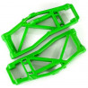 Traxxas rameno závěsu kol dolní zelené (2) (pro WideMaxx)
