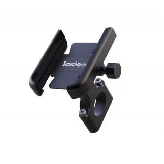 Aluminum Alloy Smartphone Bracket (Black)
