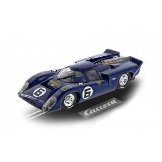 Auto Carrera D124 - 23898 Lola T70 MKIIIb No.6