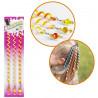 Twisteez blister - 20 cm, oranžové