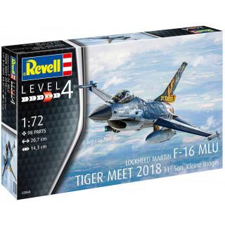 ModelSet letadlo 63860 - F-16 Mlu 31 Sqn. Kleine Brogel (1:72)