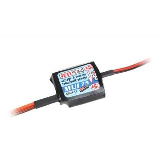 MUI 75 EX měření proudu 0-75A (anglická verze)