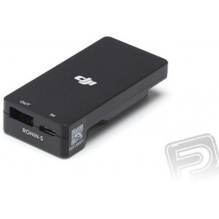 DJI Ronin-S - Adaptér baterie