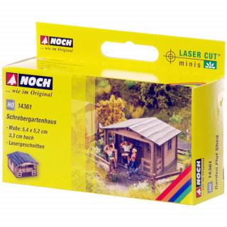 Zahradní domek NO14361