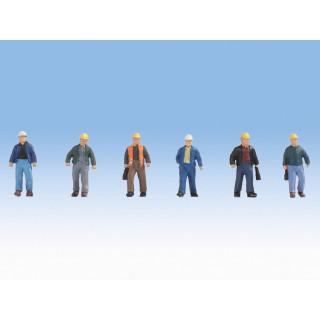 Stavební dělníci NO15057