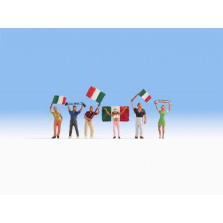 Italští fanoušci NO15976