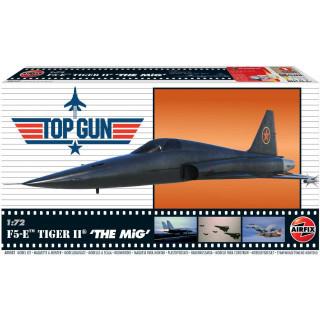"Classic Kit letadlo A00502 - Top Gun F5-E Tiger II ""THE MIG"" (1:72)"