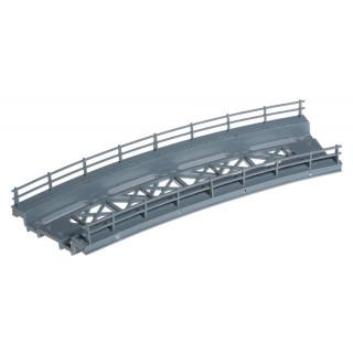 Stavebnice obloukového mostu, 18 cm NO21350