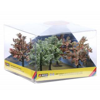 Ovocné stromy, kvetoucí, 5 ks, 8 cm NO25003