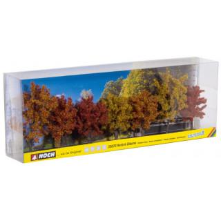 Podzimní stromky 7 ks, 8 - 10 cm NO25070