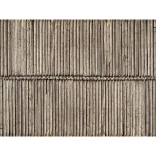 3D kartonová deska, dřevěná stěna 25 x 12,5 cm / ks NO56664