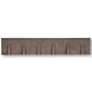 Opěrná stěna, dlouhá, 66 x 12,5 cm NO58275