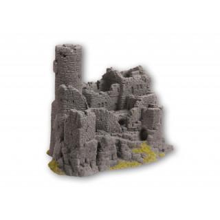 Zřícenina hradu, 15,5 x 10 x 12 cm NO58609