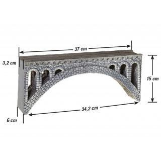 """Viadukt """"Rhône"""" pro úzkorozchodné železnice NO58671"""