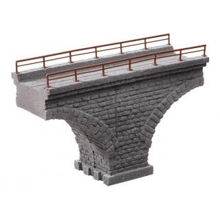 """Viadukt """"Ravenna"""" - mostní oblouk 18,4 x 7 x 11 cm NO58677"""