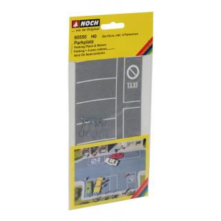 Parkoviště 20 x 10 cm NO60550