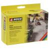 balení obsahuje: 100g asfaltu, 100g betonu a 100g bahna