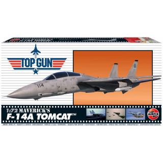 Classic Kit letadlo A00503 - Top Gun Maverick's F-14A Tomcat (1:72)