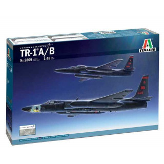 Model Kit letadlo 2809 - Lockheed TR-1A/B (1:48)