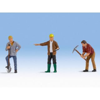 Stavební dělníci NO17830