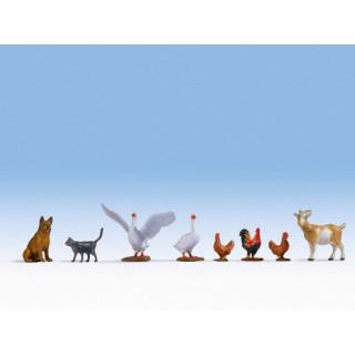 Hospodářská zvířata NO17903