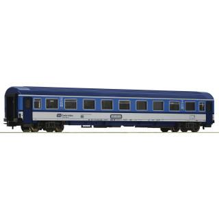 Osobní vůz EC 2.třídy ČD RO54170