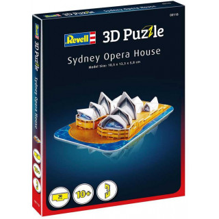 3D Puzzle REVELL 00118 - Sydney Opera House