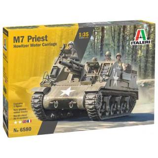 Model Kit tank 6580 - M7 Priest (1:35)