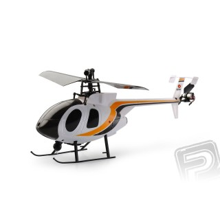 RC vrtulník BRAVO SX bílý 2,4GHz RTF Profipack