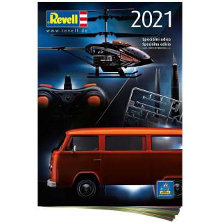 REVELL katalog 2021