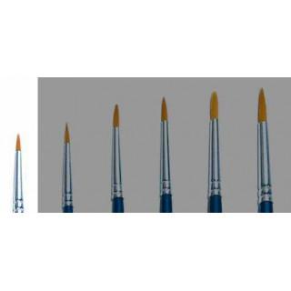 Brush Synthetic Round - SINGLE PACK 52201 - kulatý syntetický štětec (velikost 000)