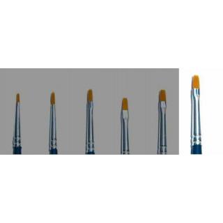 Brush Synthetic Flat - SINGLE PACK 52226 - plochý syntetický štětec (velikost 3)