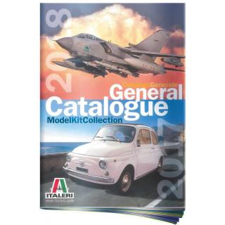 ITALERI katalog 2017/2018