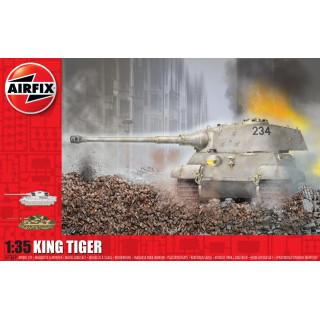 Classic Kit tank A1369 - King Tiger (1:35)